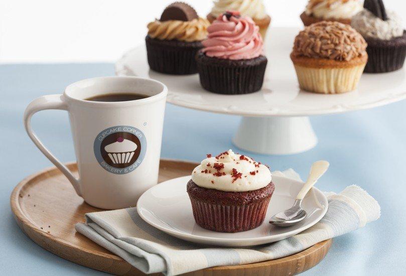 Cupcake Corner Bakery