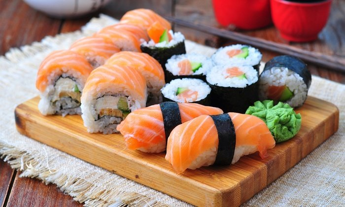 Top 5 Places For Sushi In Krakow Eventland Top Events