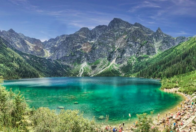 Top 5 Day Trips from Krakow