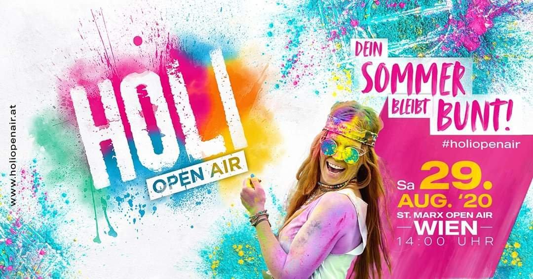 HOLI Colours Festival Vienna