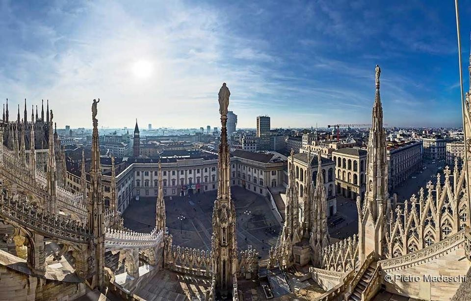 Milan Cathedral: Rooftop Terraces