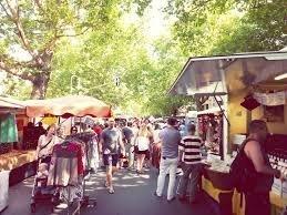 Hornstulls Flea Market