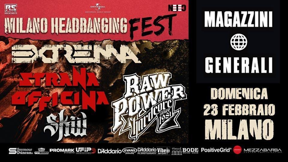 Milano Headbanging Fest