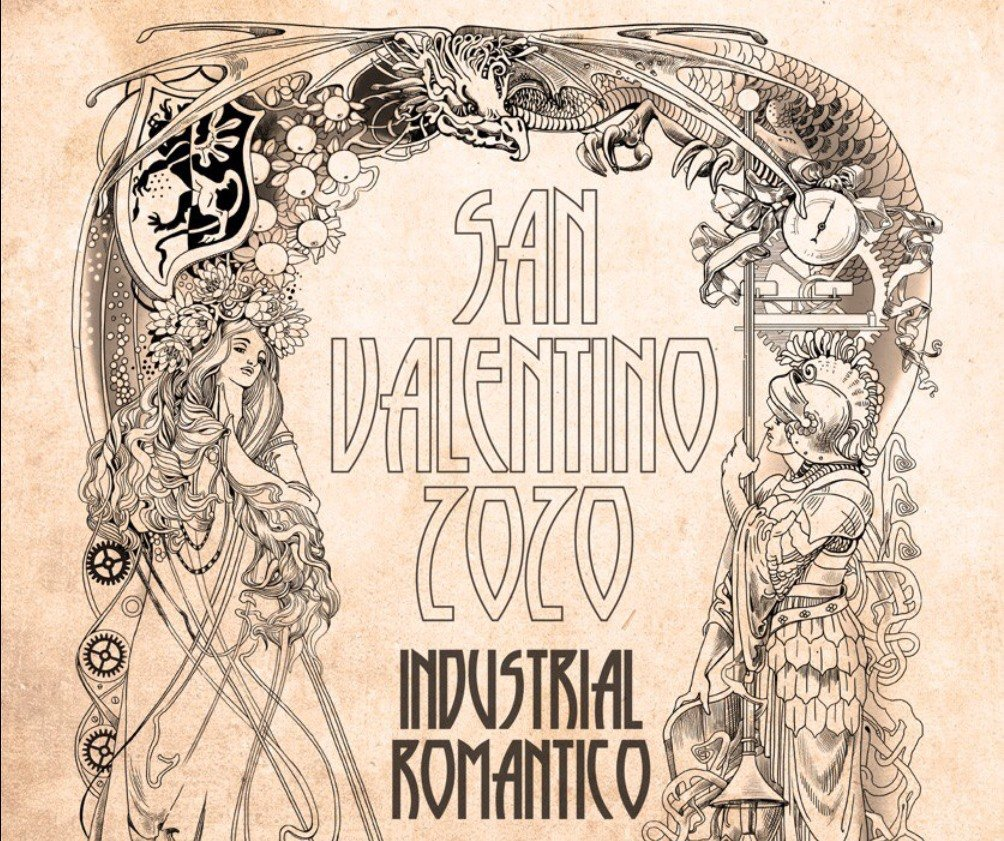 San Valentino: Industrial Romantico