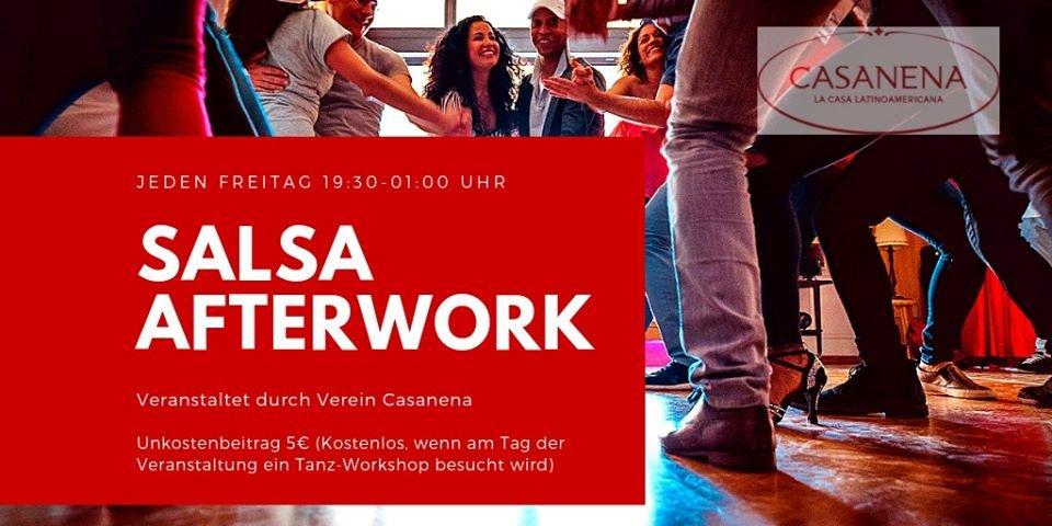 Salsa Afterwork