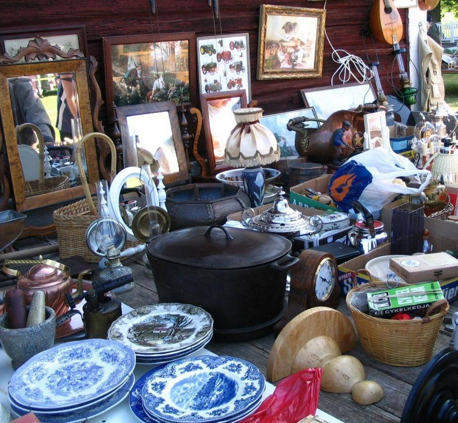 Antiques Market of Brera