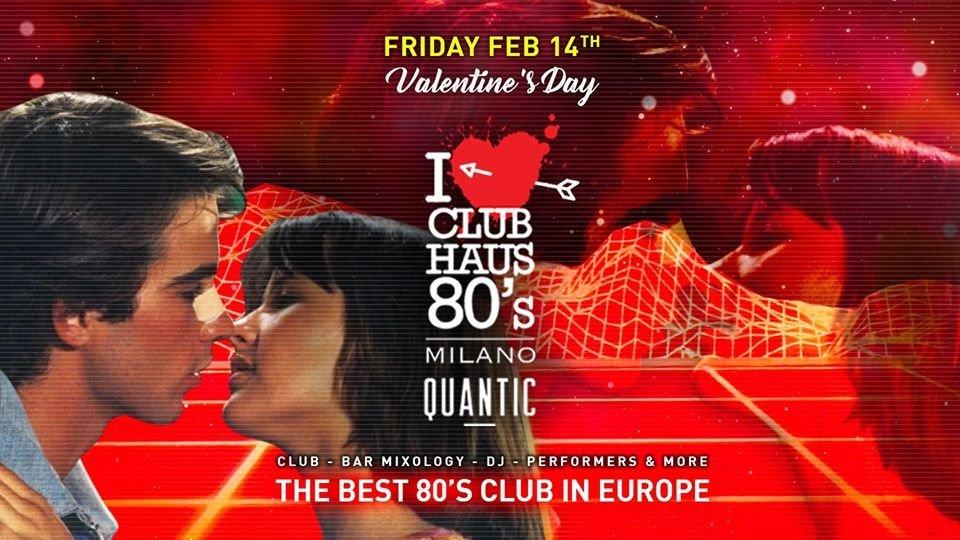 Club Haus 80's