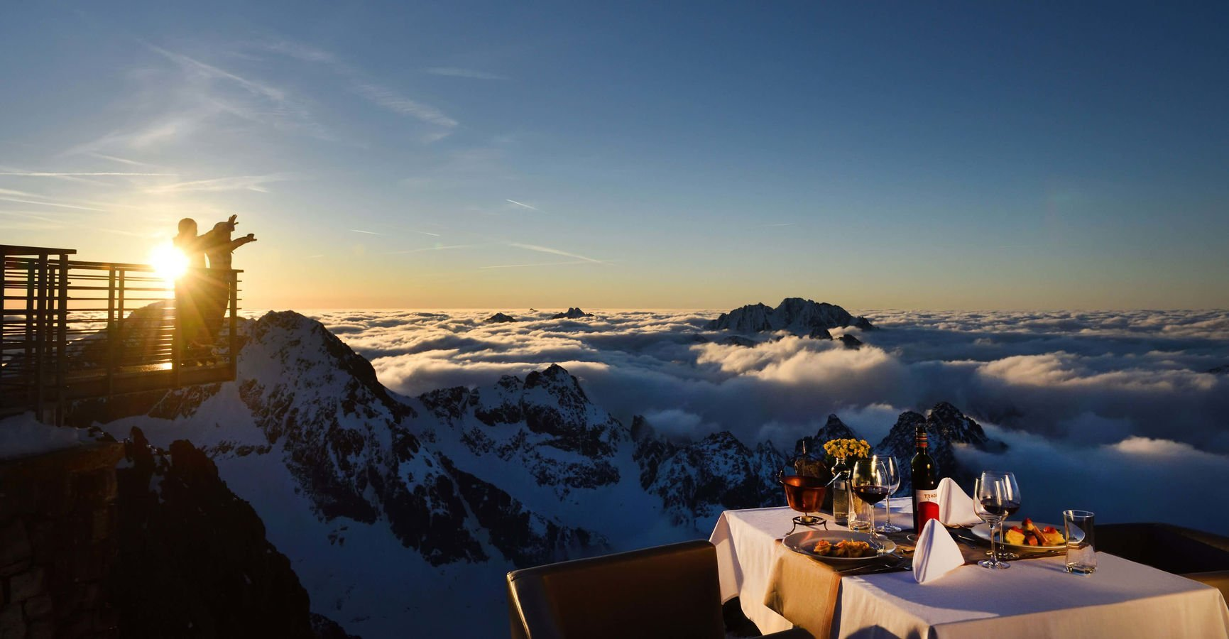 To Mt Lomnický štít- Café Dedo