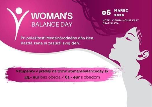 Woman´s Balance Day 2020