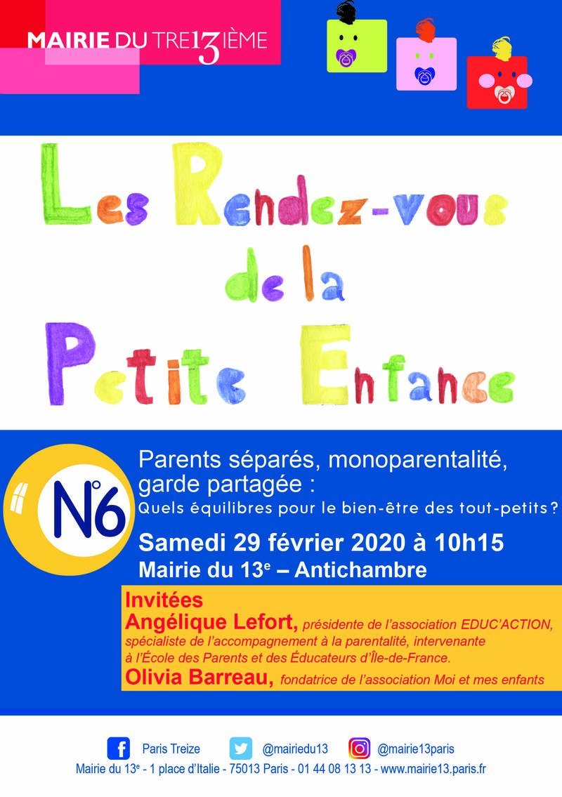 Early Childhood Rendez-vous