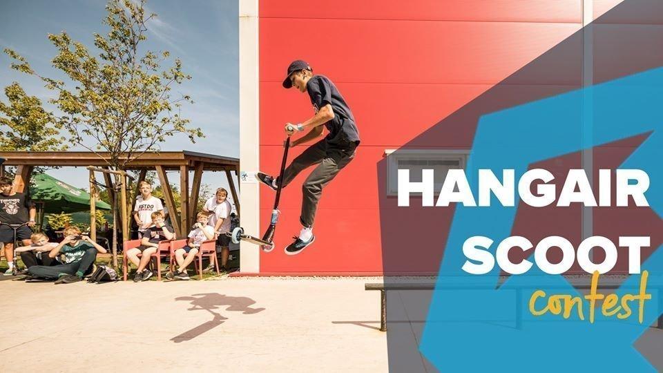 Hangair Scoot Contest