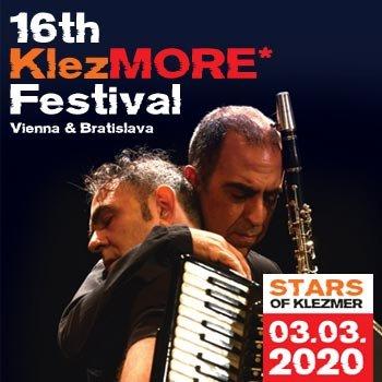 KlezMore festival Vienna & Bratislava