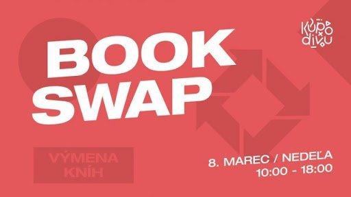 Kupodivu Book Swap