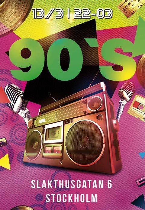 90´S party