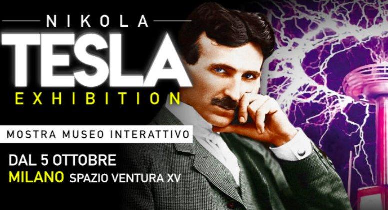 Nikola Tesla Exhibiton