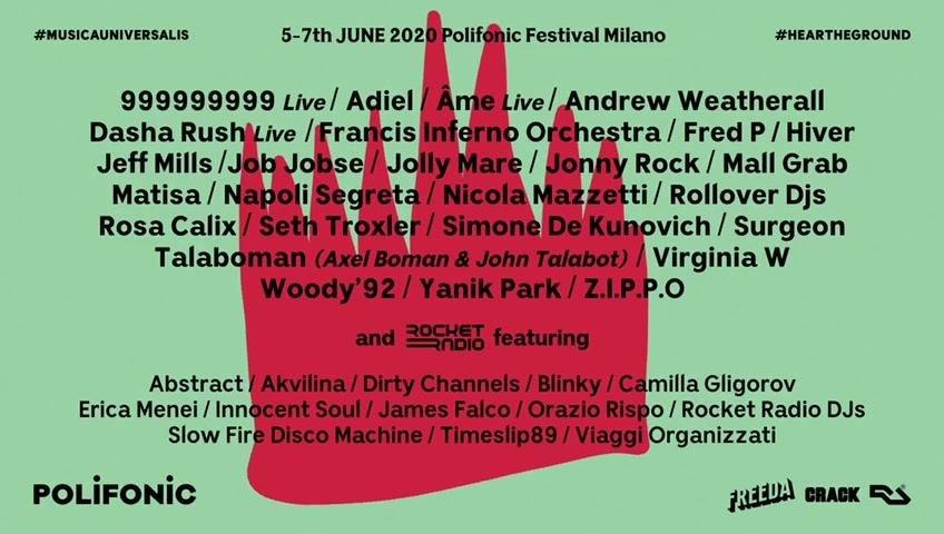 Polifonic Milano 2020