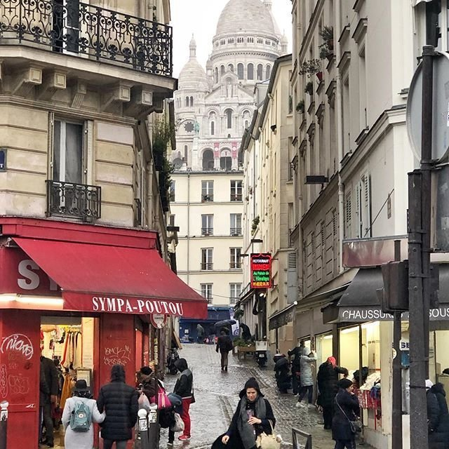 Things to do in Paris in March!