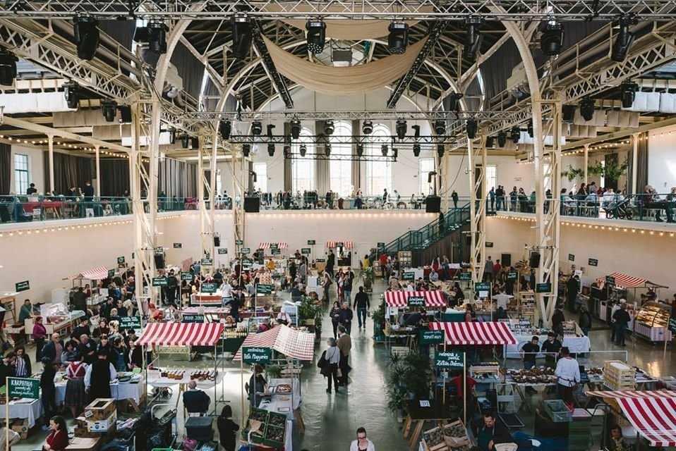 Flea Markets at Old Market Hall