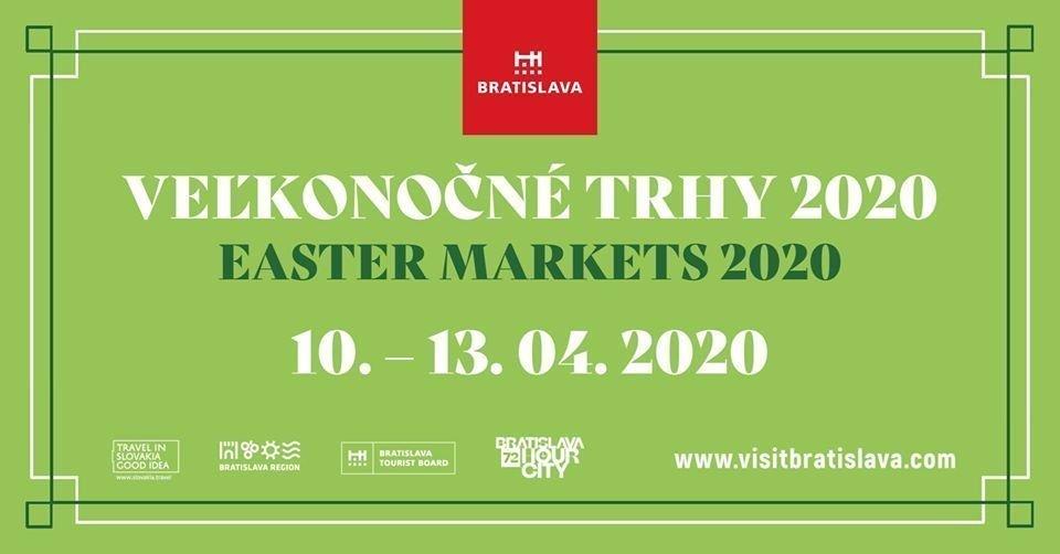 Easter Markets Bratislava 2020