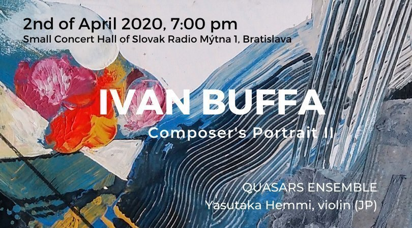 IVAN BUFFA - Composer's Portrait II