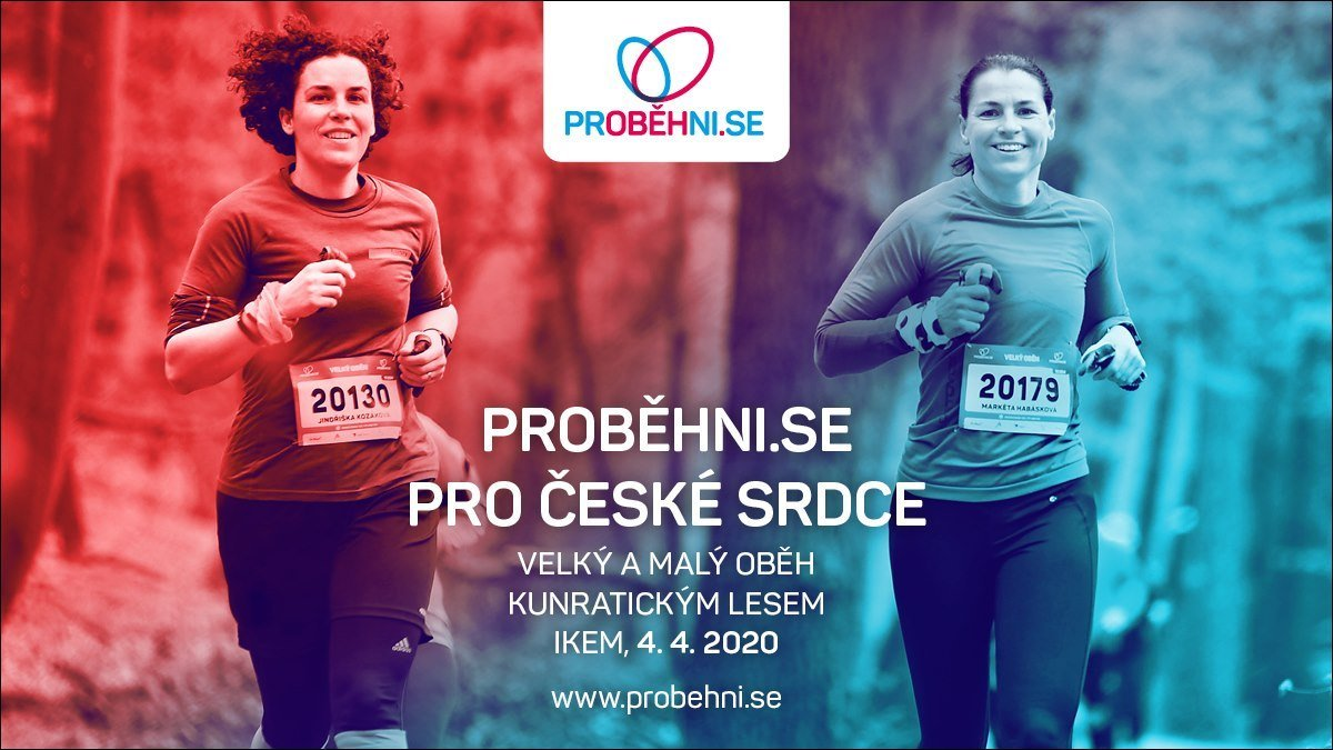 Run (Run and Support Czech Heart Foundation)