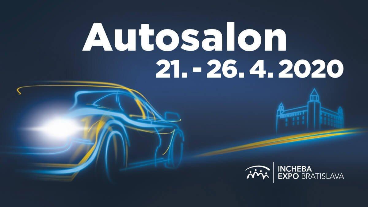 Autosalón Bratislava 2020