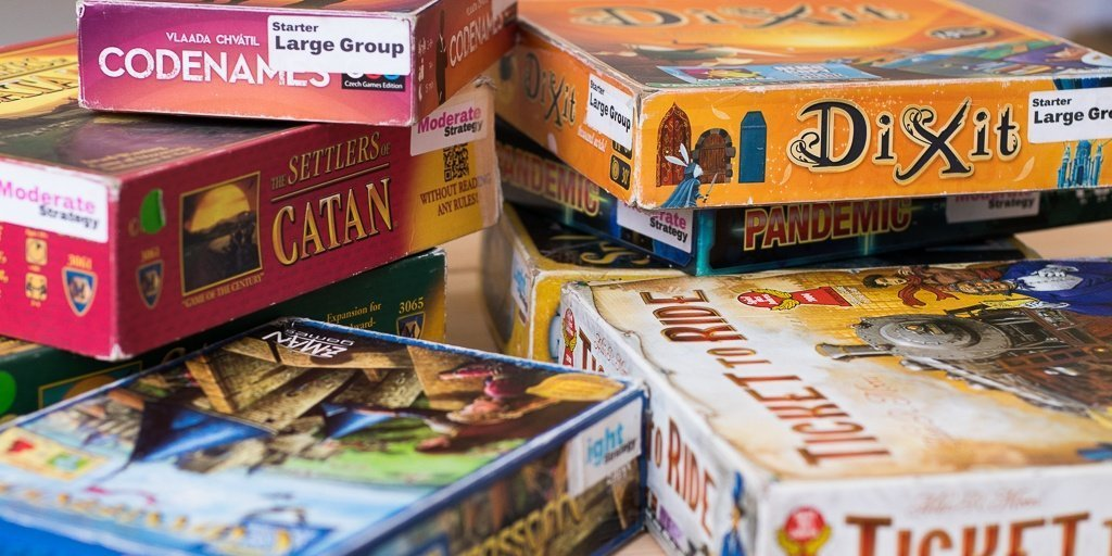 TOP 10 games to play at home !