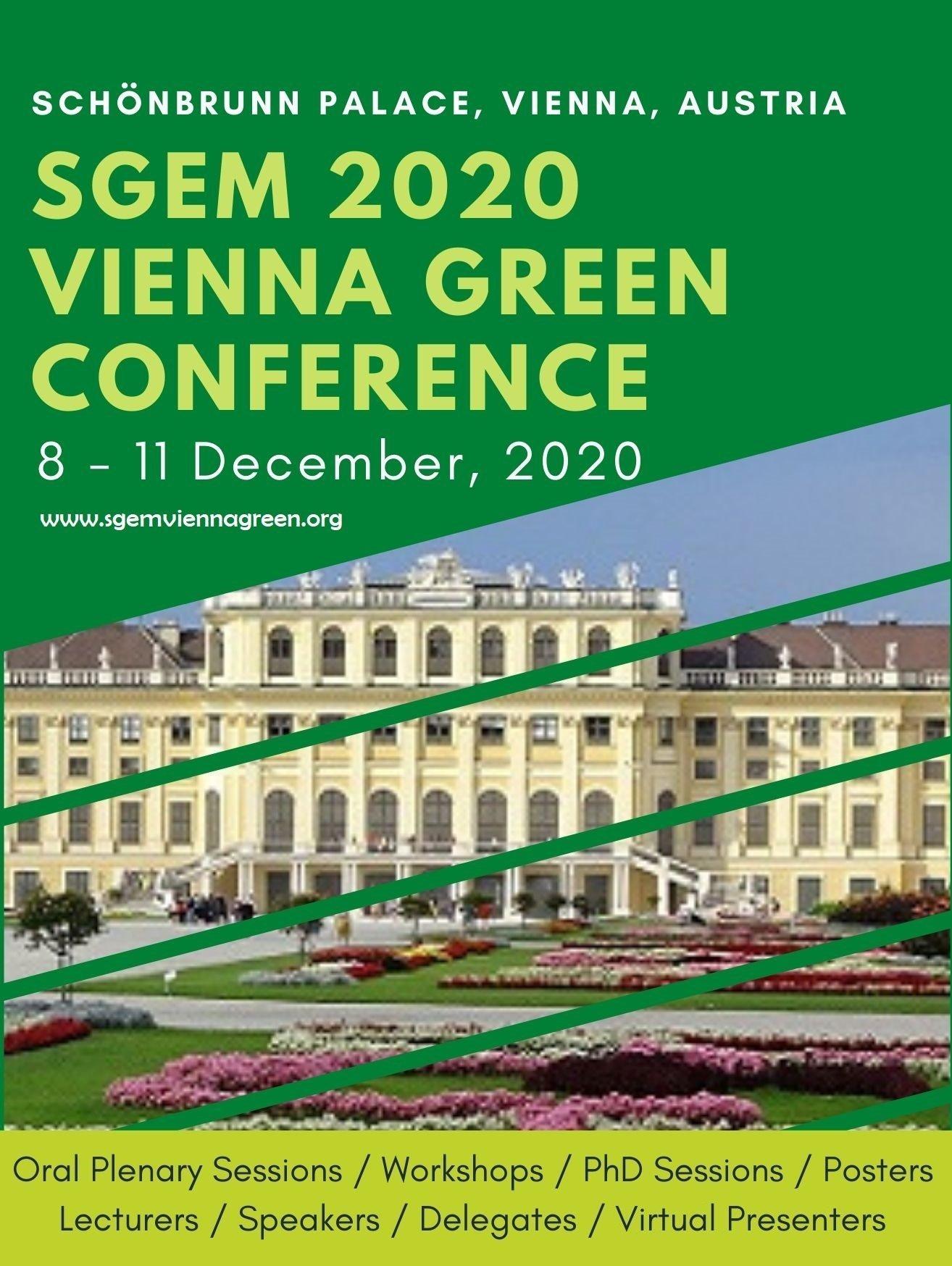 Vienna Green 2020