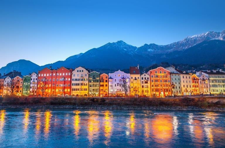 Innsbruck Virtual Tour
