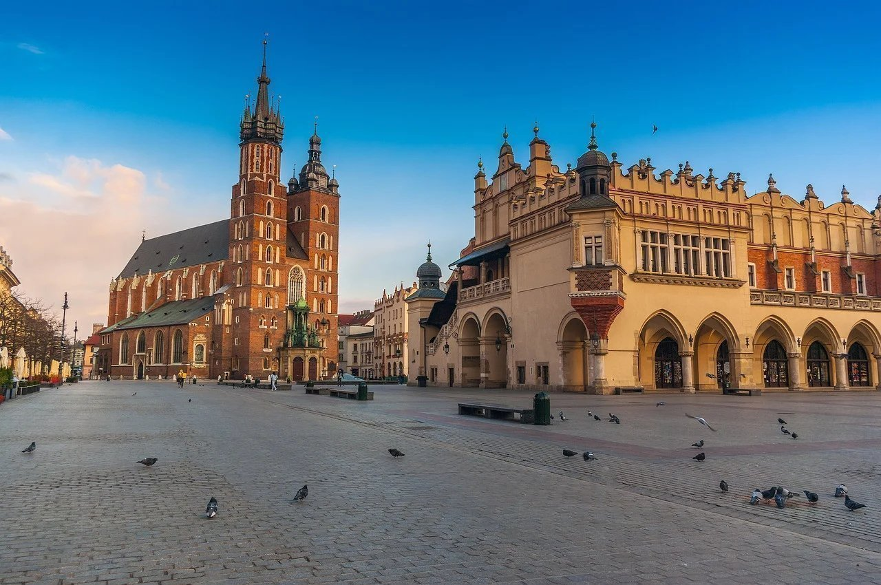 Krakow virtual tour