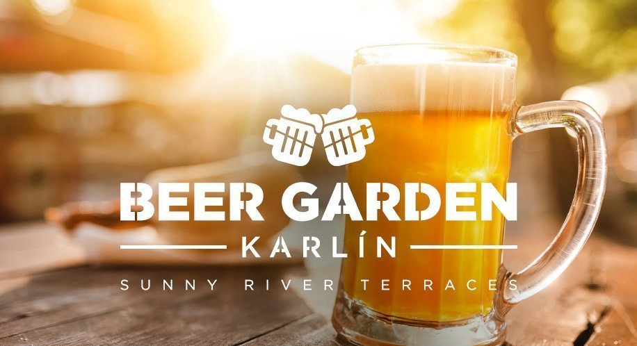 Beer Garden Karlín
