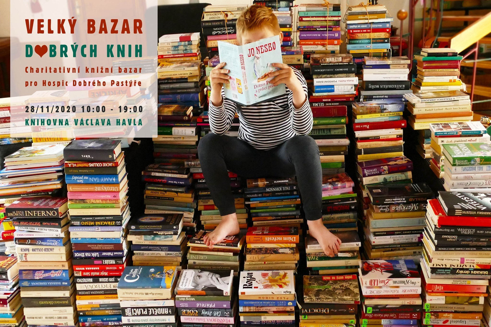 Bazaar of good books