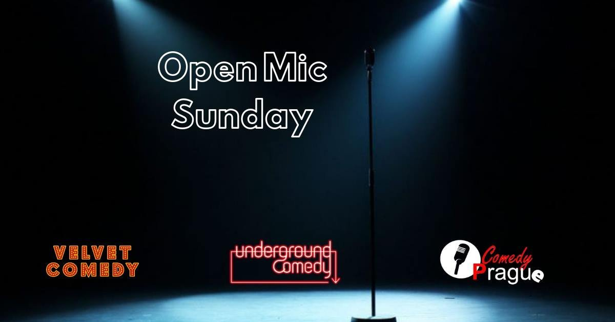 Sunday Comedy Open Mic