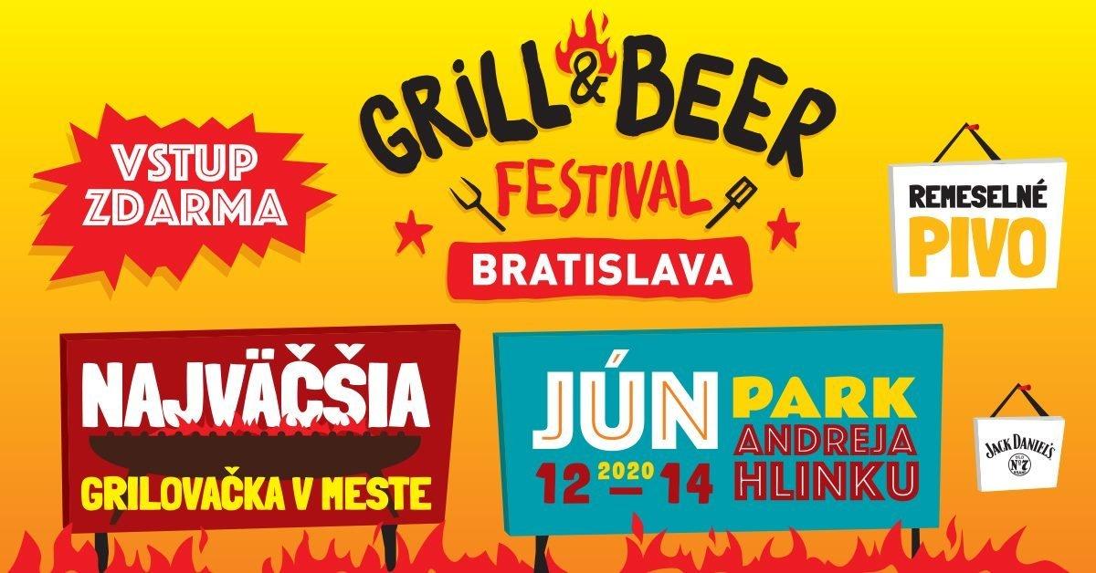 Grill & Beer Festival Bratislava 2020