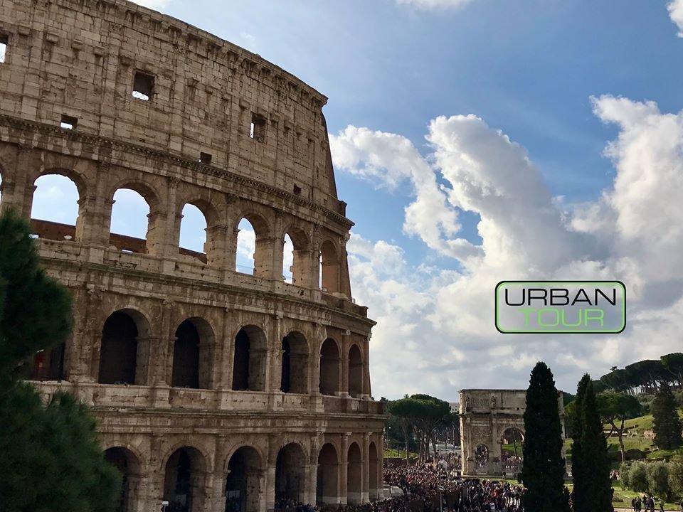 Famous Colosseum