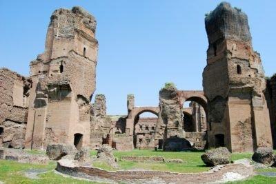Baths of Caracalla tour