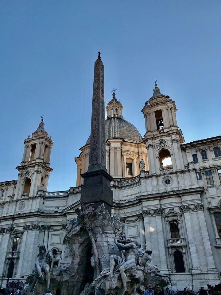 Bernini and Borromini tour