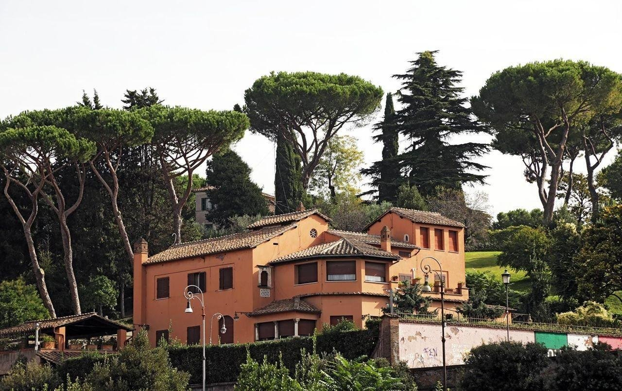 Villa of Albert Sordi