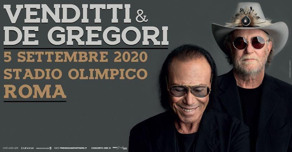 Venditti & De Gregori in Rome