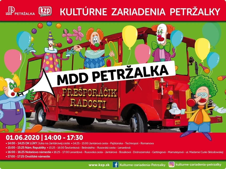 Childrens Day Petržalka