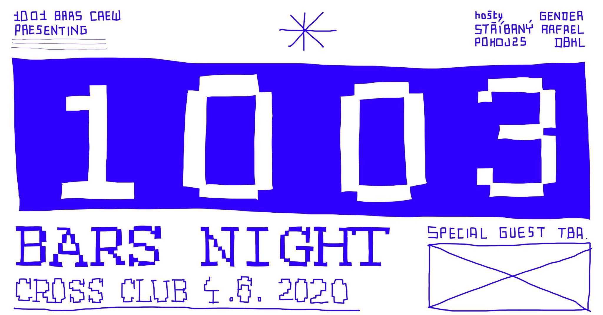 1003 BARS NIGHT