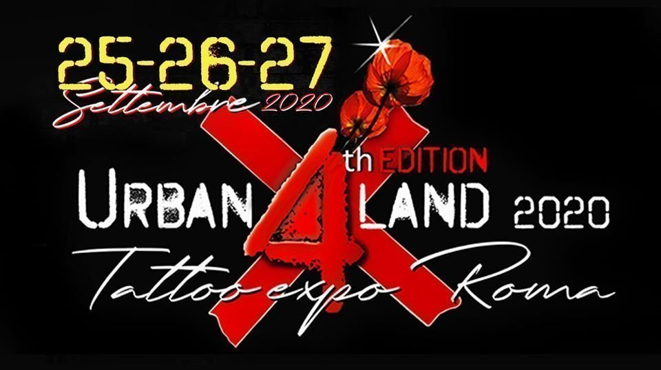 Tattoo Expo Urban Land Rome