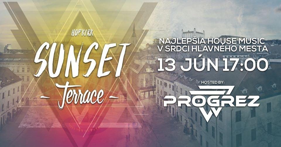 Sunset Terrace Bratislava