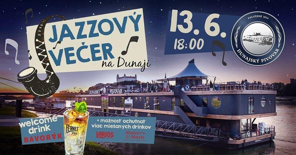 Jazz night at Danube