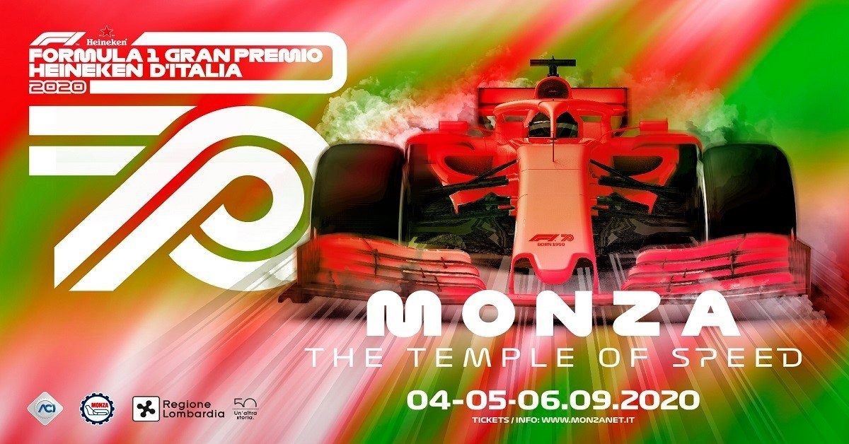 Formula 1 Italian Grand Prix Eventland Top Events Places Things To Do