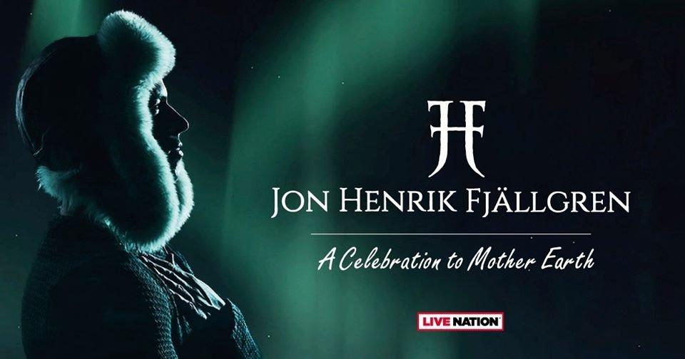Jon Henrik Fjällgren - Celebration to Mother Earth