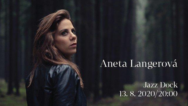 Aneta Langerová concert