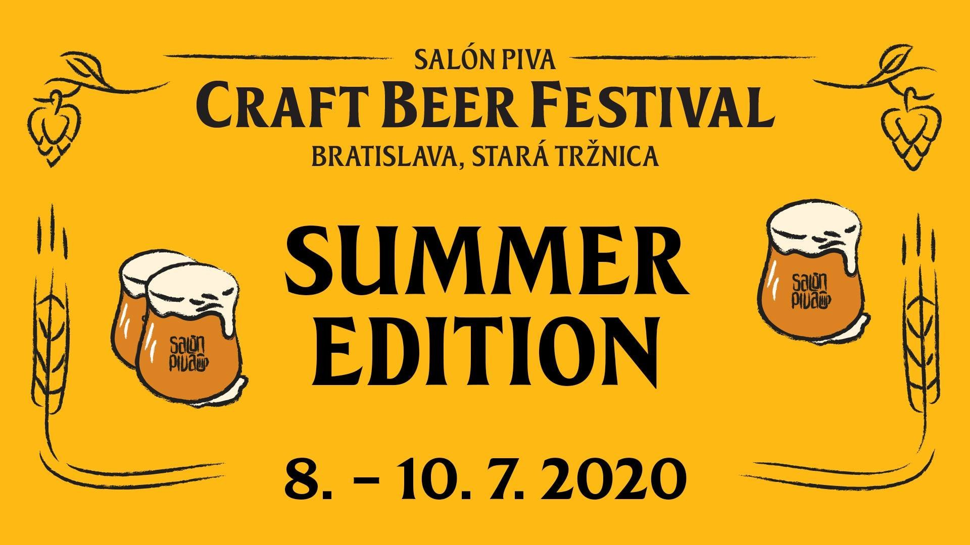Beer Saloon 2020