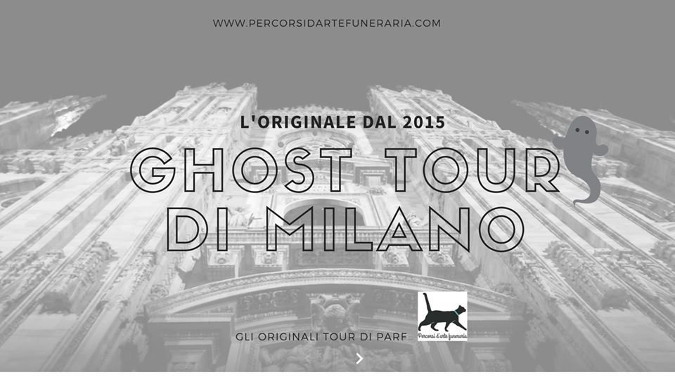 Ghost Tour of Milan