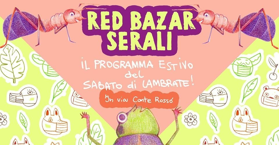 RED BAZAR Milan